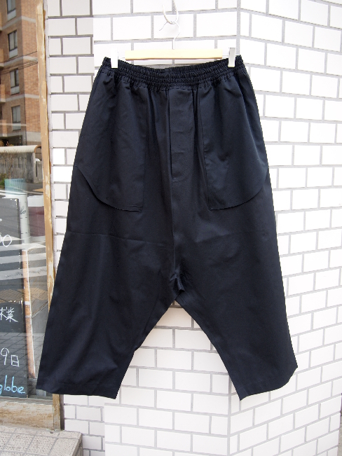 ◎【SALE/セール30%OFF】[送料無料]BARBARA ALAN/GABADINE POCKET CULOTTE. [53-171-0003]