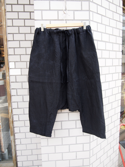 [セール/SALE/30%OFF][送料無料]FORME D' EXPRESSION/SHORT THAI PANTS.  [33-171-0011]