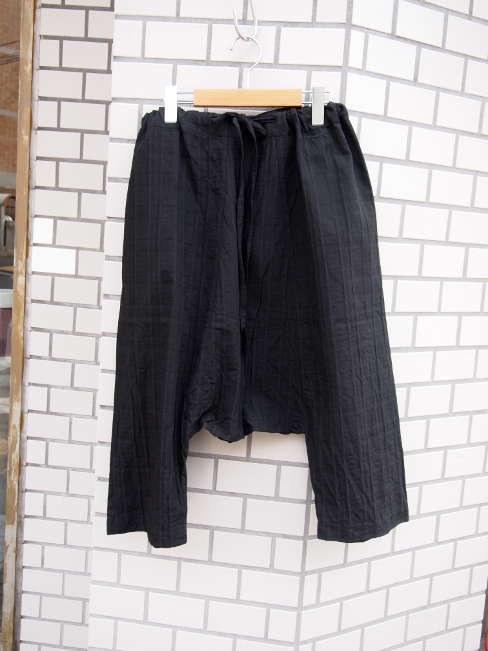 [セール/SALE/30%OFF][送料無料]FORME D' EXPRESSION/SHORT THAI PANTS.  [43-171-0003]