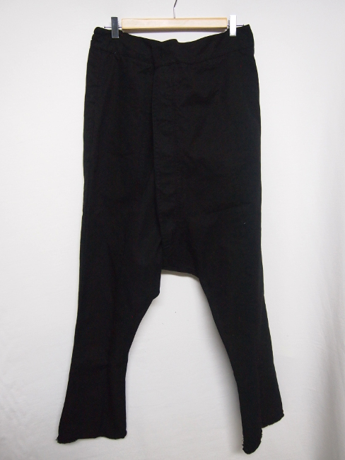 【SALE/セール/30%OFF】[送料無料]SANGUE SACRO SULLE ROSE/PANTS. [23-172-0001]