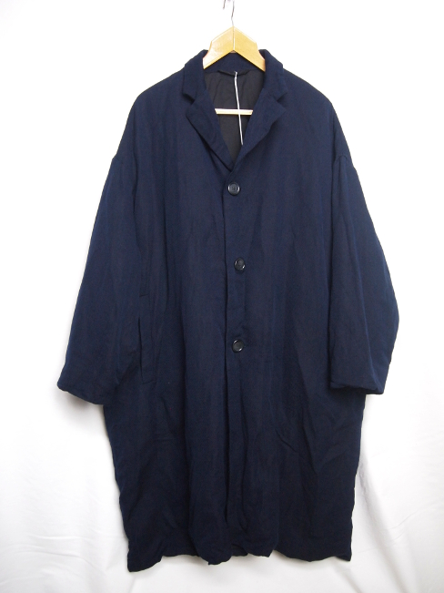 ≪New Arrival≫[送料無料]CASEY CASEY/MANTEAU BLOBBY. [09HM61 TRICOTINE][24-172-0009]
