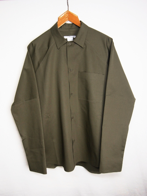 【SALE 30%OFF】BARBARA ALAN/DRILL SHIRT. [SRT 5230 TC016][41-172-0002]
