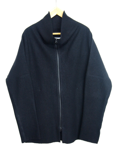 ★≪New Arrival≫[送料無料]BARBARA ALAN/FELTED ZIPPED OVER. [TOP 5245 TJ021][44-172-0001]