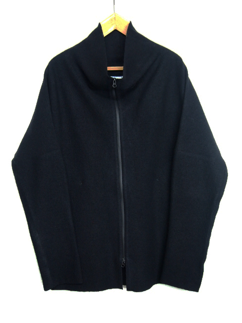 【SALE/セール30%OFF】[送料無料]BARBARA ALAN/FELTED ZIPPED OVER. [TOP 5245 TJ021][44-172-0001]