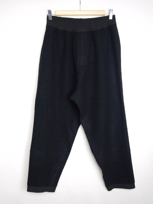 ★≪New Arrival≫[送料無料]BARBARA ALAN/FELTED LINEAR PANT. [PNT 5223B TJ021][43-172-0001]