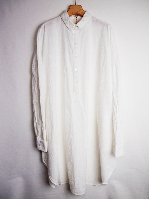 【SALE/セール/30%OFF】[送料無料]FORME D' EXPRESSION/OVERSIZED SHIRT DRESS.  [34-172-0012]