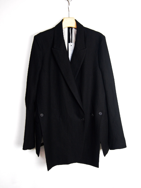 【SALE 40%OFF】FORME D' EXPRESSION/STRATUM WRAP JACKET.  [37-172-0002]
