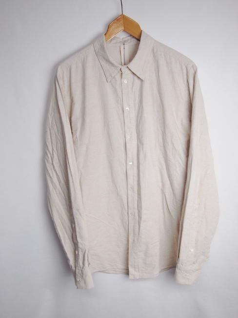≪New Arrival≫[送料無料]FORME D' EXPRESSION/JUXTAPOSED SHIRTS.  [21-172-0008]