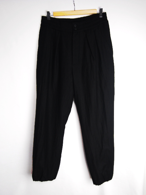 【SALE 40%OFF】FORME D' EXPRESSION/JOGGER'S PANTS.  [23-172-0006]