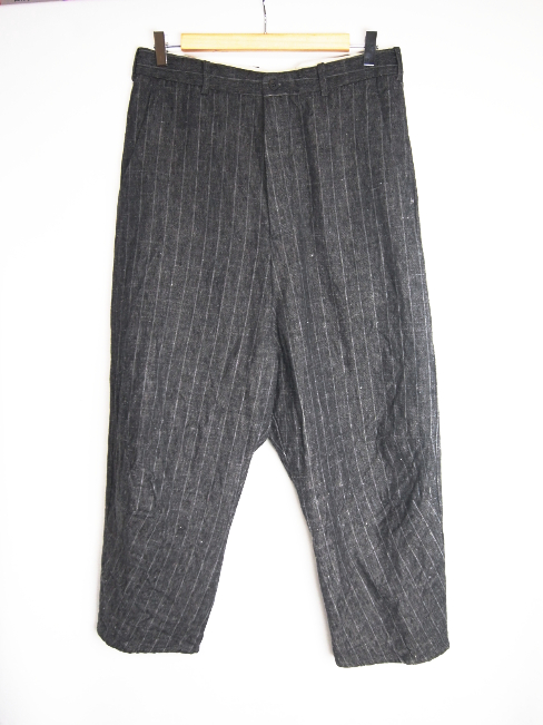 【SALE/セール30%OFF】[送料無料]FORME D' EXPRESSION/TAILORED BAGGY PANTS.  [23-172-0009]