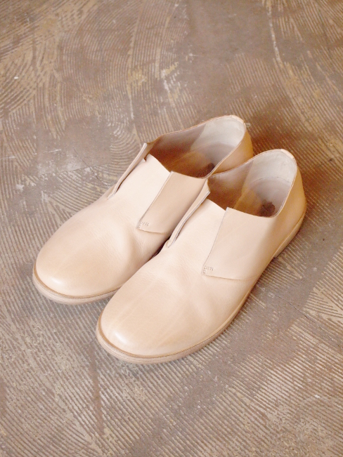 Marsell/マルセル/Slipon Hi Cut Shoes.[MM2185] [35-161-0002]