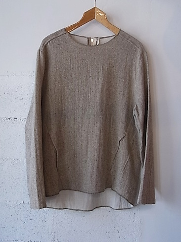 ≪30%OFF≫[送料無料]SYNGMAN CUCALA/SAILOR TOP. [W15-232] [34-152-0001]