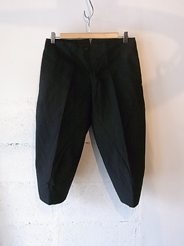 【SALE/セール/80%OFF】[送料無料]Forme d'expression/Curved Burmuda Pants.[33-151-0006]