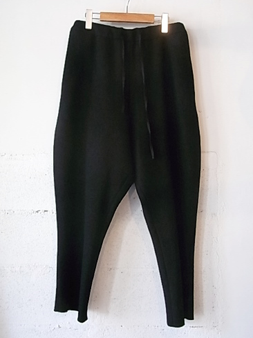 ≪30%OFF≫[送料無料]アガノヴィッチ/AGANOVICH/LOW CROTCH TROUSER. [TR01 LAINA][33-152-0004]