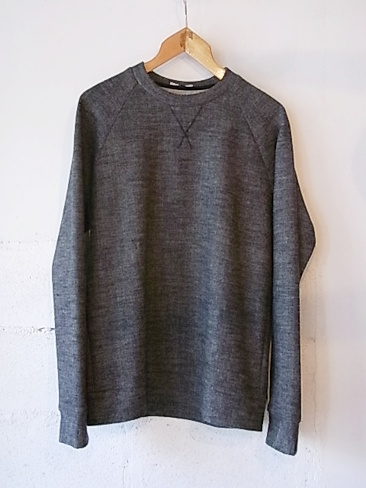 ≪30%OFF≫[送料無料]アガノヴィッチ/AGANOVICH/SWEAT SHIRTS. [SW02 CHEVR][32-152-0003]