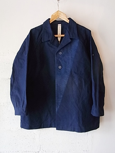 ≪30%OFF≫[送料無料]シンヤ コズカ/SHINYA KOZUKA/SHOULDER DARTSWORK JACKET. [1502SK15][37-152-0005]