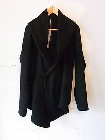 【SALE/セール/30%OFF】[送料無料]Forme d'expression/Hooded Cardigan Jacket. [37-152-0007]