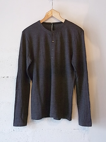 【SALE/セール80%OFF】[送料無料]Forme d'expression/Henley shirts. [32-152-0004]