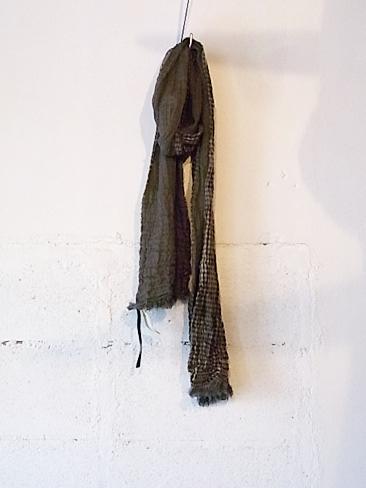 [送料無料]Forme d'expression/Gigliora scarf. [48-152-0002]