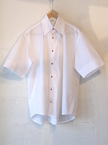 [セール/SALE/30%OFF][送料無料]アガノヴィッチ/AGANOVICH/BIG COLLAR LOOSE SHORT SLEEVE SHIRT. [SH04 TMPOP C000 TMPOP][31-151-0002]