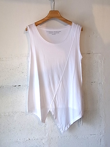 ●[セール/SALE/30%OFF]LURDES BERGADA/ASYMMETRIC T-SHIRT.[U15-850] [42-151-0001]