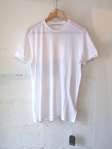 [セール/SALE/30%OFF]SYNGMAN CUCALA/COTTON T-SHIRT. [32-151-0002]