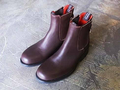 [送料無料]Jean Baptiste Rautureau/Boots.