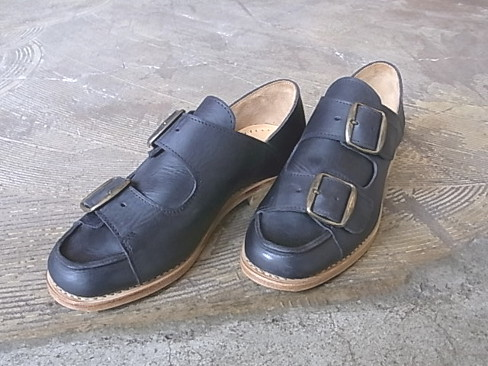【SALE 40%OFF】ROSAMOSA/ロサモサ/W STRAP SHOES. [BILL1M/W][35-151-0001/45-151-0001]