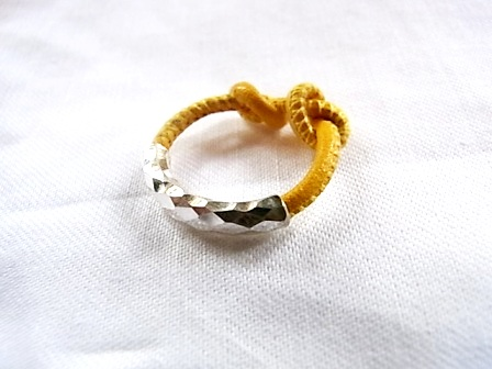 【SALE/セール30%OFF】Royal Blush/Ring Double Knot[49-141-0003]