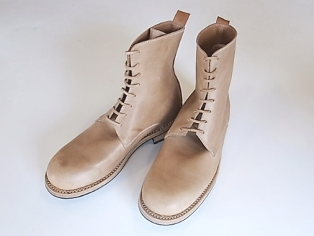 GUIDI&ROSELLINI/グイディ/Lace up Boot[Type GUIDO1918][35-141-0004]