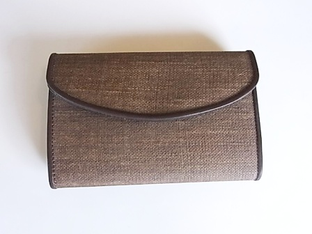【20%OFF】[送料無料]DELLE COSE ;Waxed Post Wallet[98-131-0002]