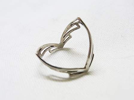 【SALE 30%OFF】Comfort Station:Silver isis ring RL8[49-122-0016]