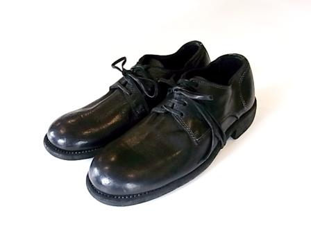 【10日間限定!!!10%OFF!!8月27日まで】←[送料無料]GUIDI//グイディ/Lace-up Shoes [ShoesType 992][45-142-0001]