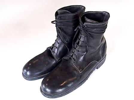 [送料無料]GUIDI/グイディ/Lace-up Boots [ShoesType 995][35-142-0002]