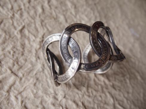 [送料無料]NORTHWORKS/ノースワークス/Ring Chain Bangle.[northworks78]
