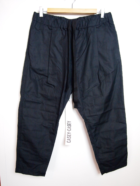 〇[送料無料]CASEY CASEY/PANTALON VERGER. [10HP114 COT 1][23-181-0002]