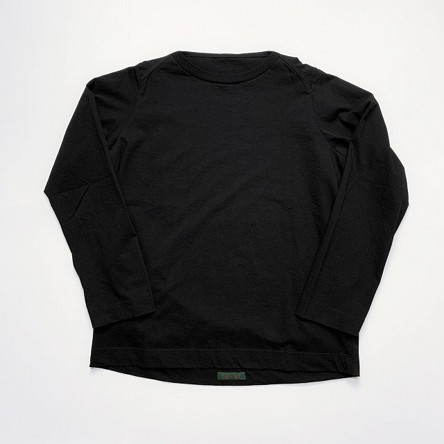 ◯≪New Arrival≫[送料無料]CASEY CASEY/OLIVER TSHIRTS LG SLV [S1205] [22-191-0001]