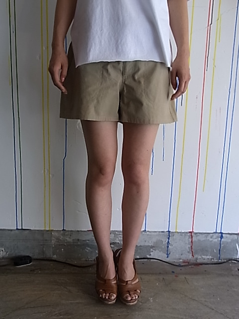 【SALE 40%OFF】ORGANIC by JOHN PATRICK ショートパンツ[43-121-0002]