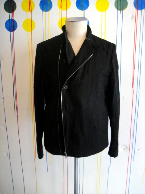 【SALE/セール30%OFF】[送料無料]forme d'expression/2Way Blouson Jacket[34-132-0005]