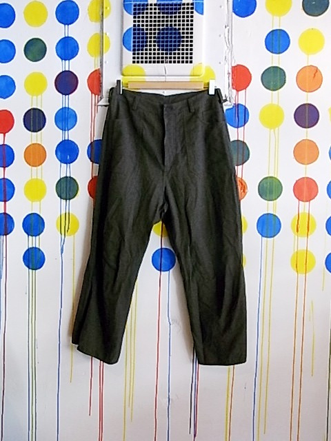 【SALE/セール80%OFF】[送料無料]forme d'expression/5POCKET PANTS[33-132-0003]
