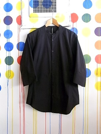 【GW SPECIAL DISCOUNT 期間限定 4/25~/5/6】[送料無料]forme d'expression/Outer Shirts[31-141-0001]