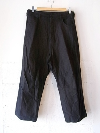 【SALE/セール30%OFF】[送料無料]forme d'expression/5Pocket Pants[U142P042][33-142-0002]