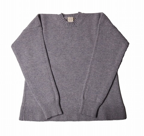【SALE 40%OFF】COUNTRY OF ORIGIN/カントリーオブオリジン/PLAIN CREW NECK[36-182-0003]