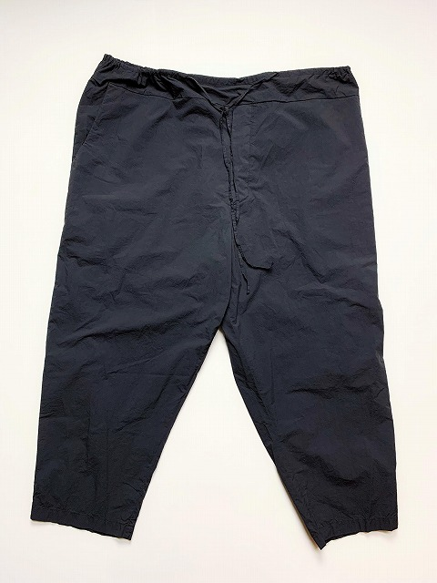 【SALE/セール/30%OFF】≪New Arrival≫[送料無料]Manuelle Guibal/OVERSIZE PANTS WORK  [43-191-0001]