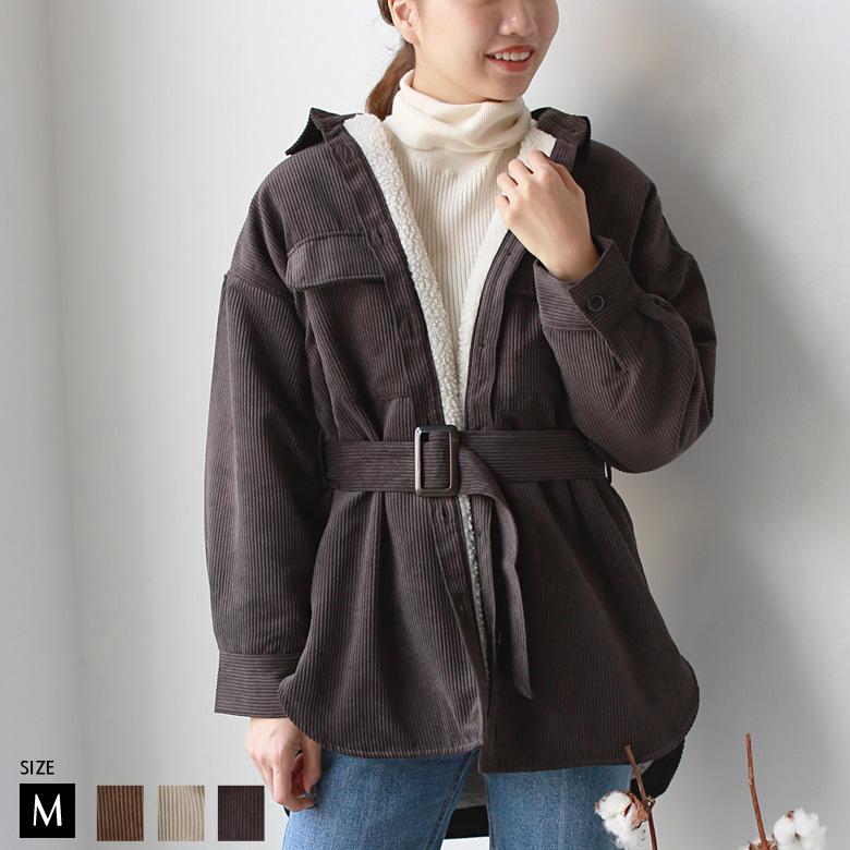 【特別価格】Hunch  裏ボアベルト付きCPOジャケット(WLN3742)
