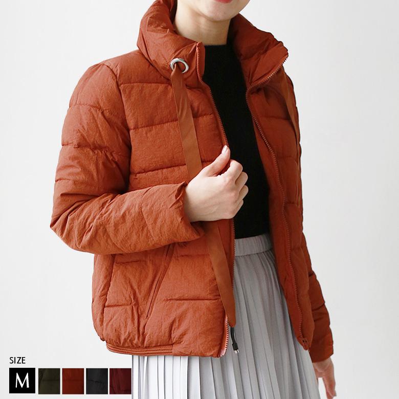 【均一SALEアウター】【特別価格】 Lupino ワッシャー中綿ジャケット (71345)