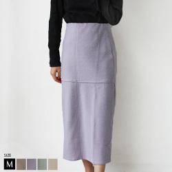 【特別価格 】 Buyer's select フリースライクタイトスカート(28938B434)
