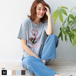 【ポイント100%還元】【Cu】 POPEYEキャラクターTシャツ (Z59420)(Z59421)【メール便】