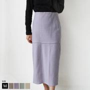 【ポイント100%還元】【特別価格 】 Buyer's select フリースライクタイトスカート(28938B434)