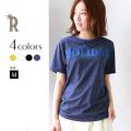 【特別価格】REAL CUBE HOLIDAYロゴTシャツ(981633)★メール便発送
